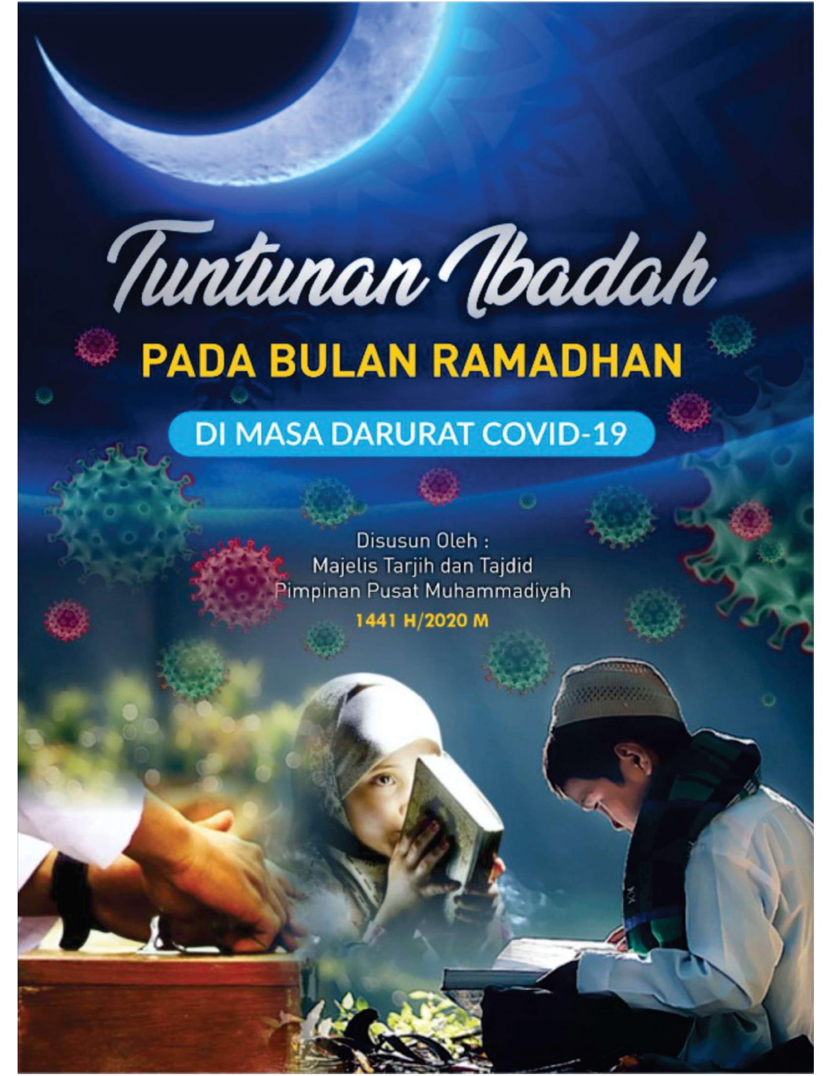 tuntunan ibadah ramadhan edisi corona