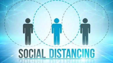 social distancing di tengah wabah covid 19